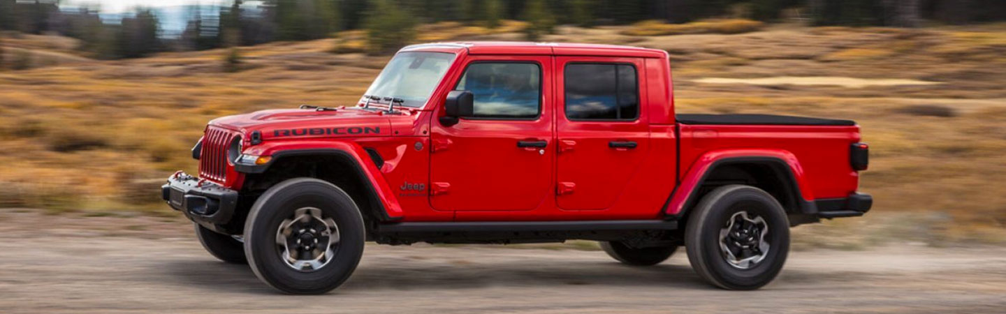 2020 Jeep Gladiator available at Marlow Motors Jeep Dealer in Front Royal VA.