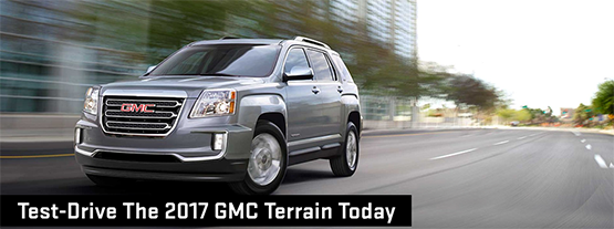 2017 GMC Terrain For Sale at Southern GMC Greenbrier, Chesapeake, Portsmouth, Suffolk, Newport News in Virginia and Elizabeth City in North Carolina