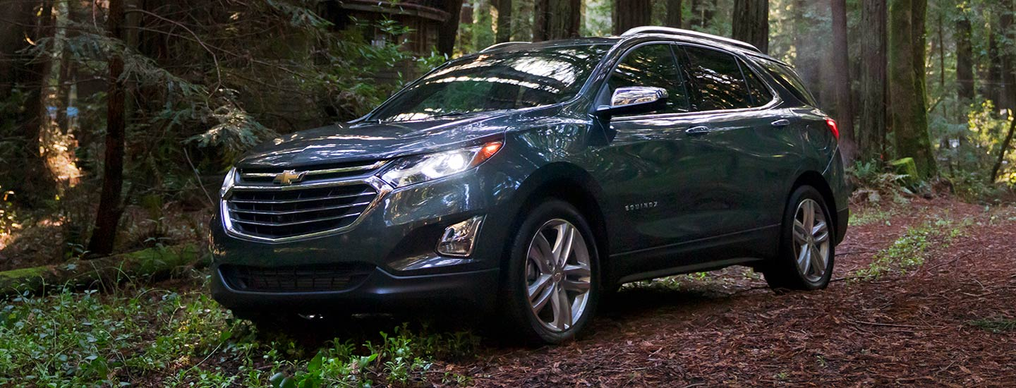 2019 Chevy Equinox Specs Features Stanley Chevrolet