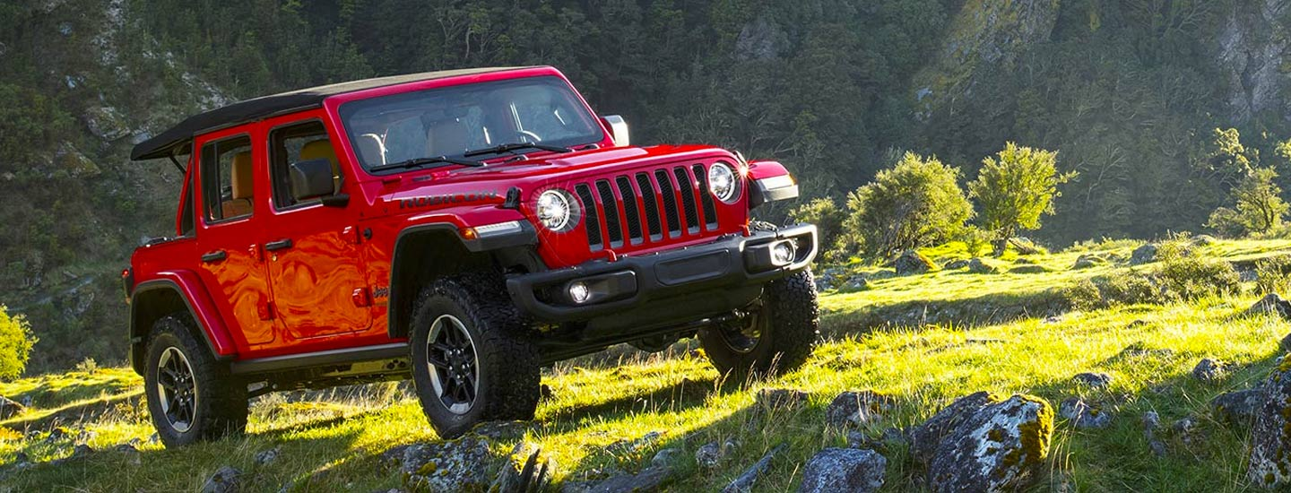 2019 Jeep Wrangler Off-Road Review