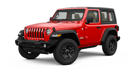 Jeep Wrangler Sport 2-Door