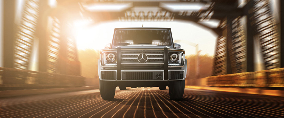 Exterior of the 2018 Mercedes-Benz G Wagon available at Mercedes-Benz of Augusta in Augusta, GA