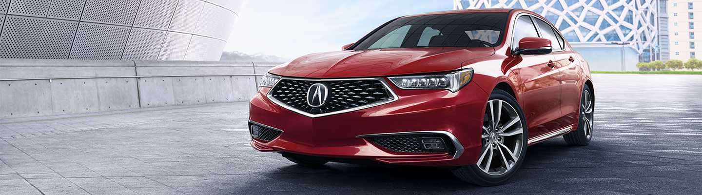 2020 Acura TLX configurations at Spitzer Acura McMurray near Pittsburgh