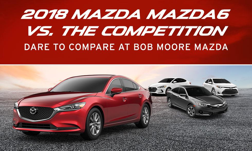 2018 MAZDA Mazda6 BOB MOORE MAZDA OKLAHOMA CITY