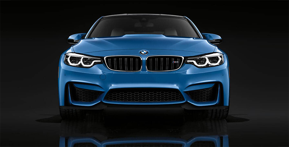 The 2018 BMW M3 is available at our BMW dealership