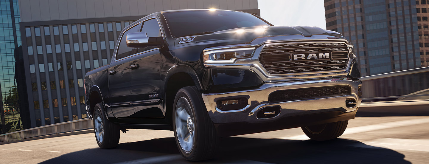 New Ram 1500 available at Spitzer Motors of Mansfield Ram dealership