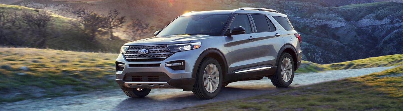 Al Spitzer Ford >> 2020 Ford Explorer Configurations Al Spitzer Ford Dealer
