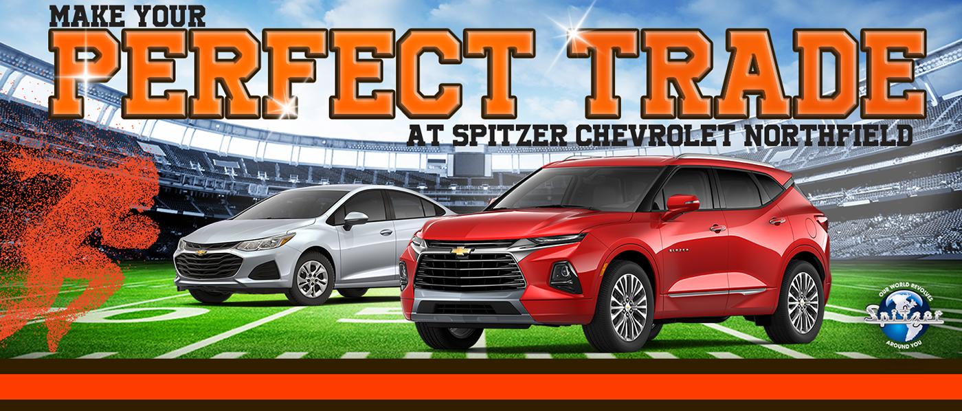 Spitzer Chevrolet Northfield Savings
