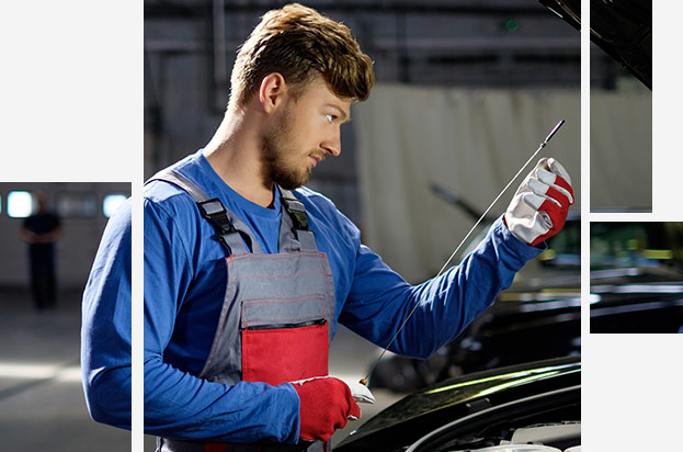 Ford Oil Change Service at your preferred Ford Dealership in Edmond, OK