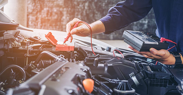 Ford Battery Service and Replacement at your preferred Ford Dealership in Oklahoma City, OK