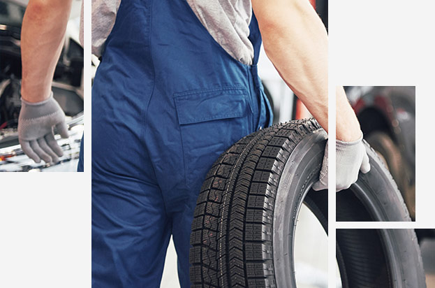 Ford Tire Service and Replacement at your local Ford Dealer in Edmond, Ok
