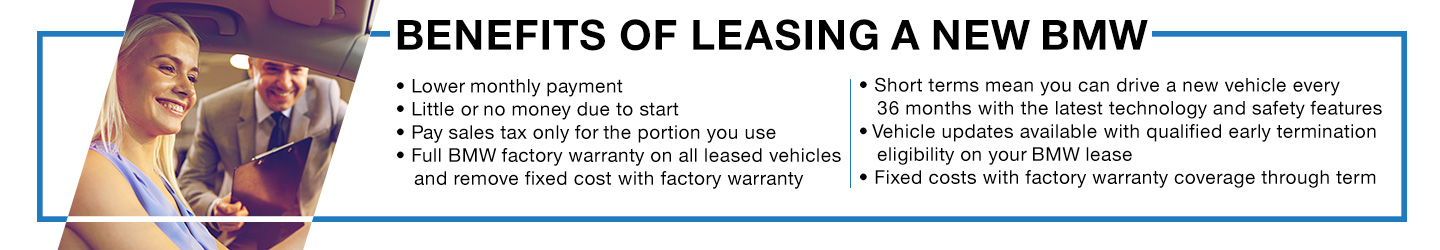 Benefits of Leasing A New BMW