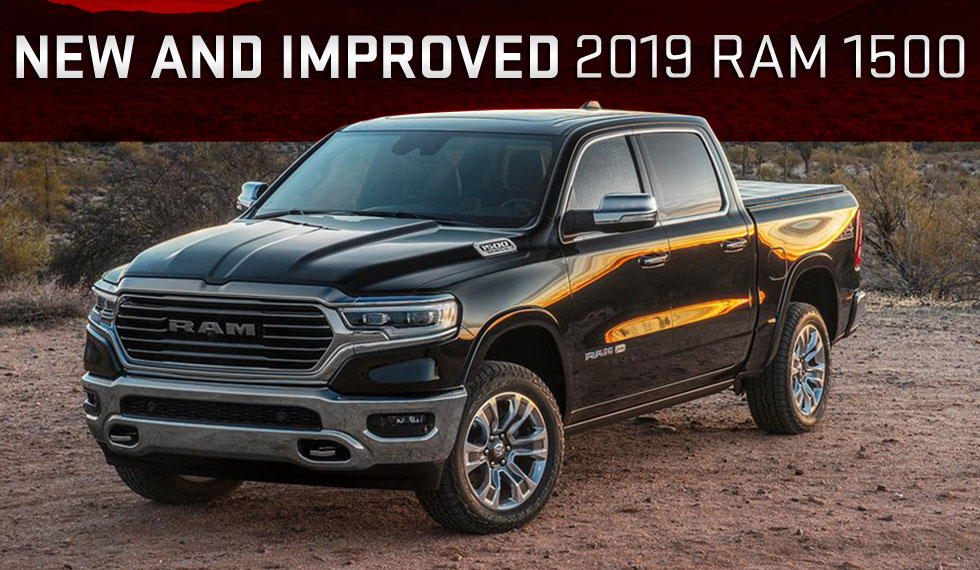 The 2019 RAM 1500 is available at Bob Moore CDJR in Oklahoma City OK