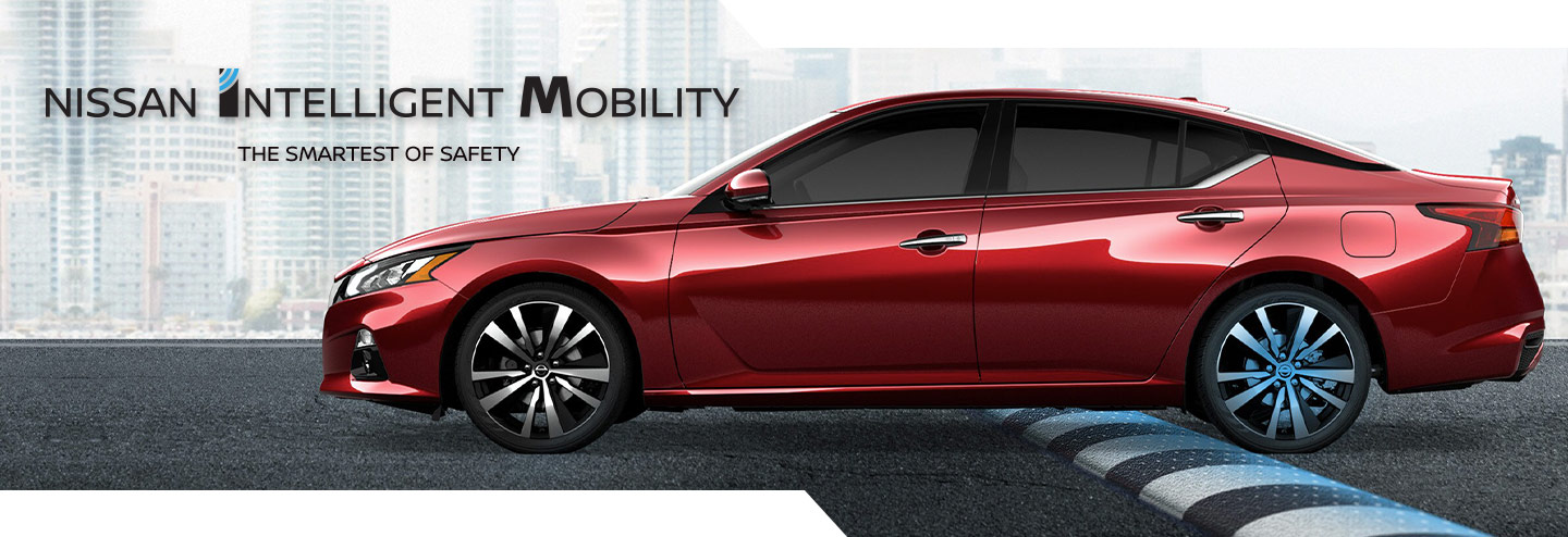 Nissan Intelligent Mobility The Smartest Of Safety