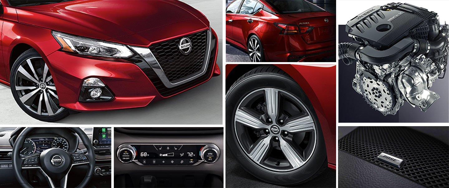 Altima SR- REV Up The Style Inside and Out