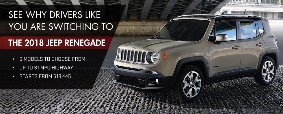 2018 JEEP RENEGADE BOB MOORE CHRYSLER DODGE JEEP RAM, TULSA