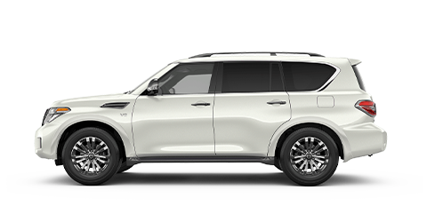 Nissan Armada Platinum Reserve
