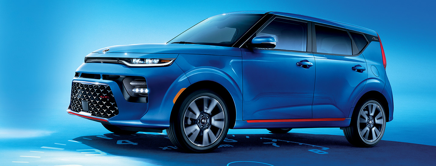 The 2020 Kia Soul  is available at our Kia dealership in Oklahoma City, OK.