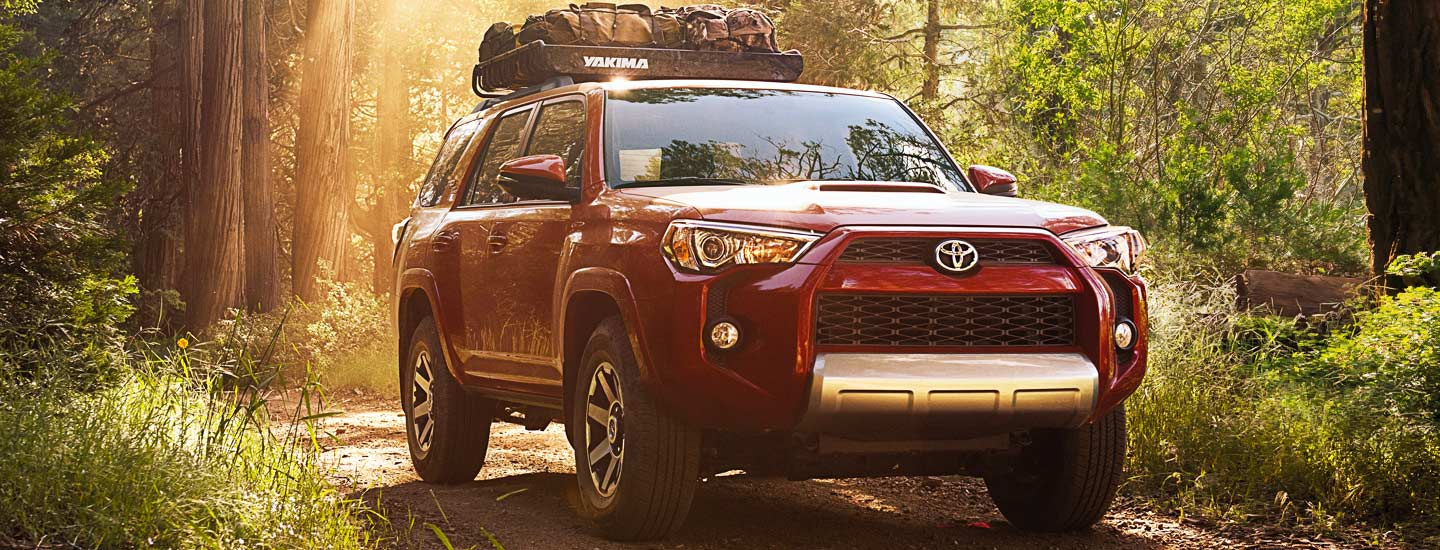 The 2019 Toyota 4Runner is available at our Toyota dealership in Atlanta, GA.