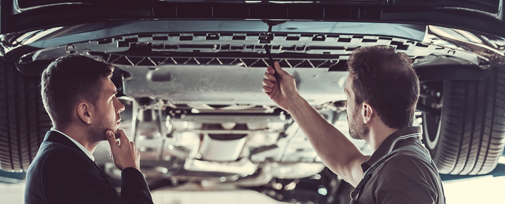 Auto Repair at Toyota of Rock Hill