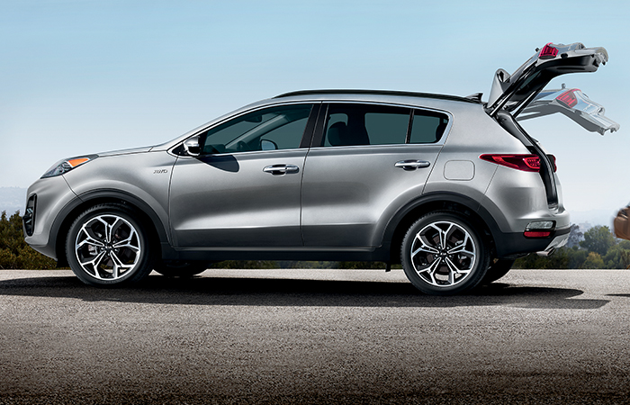 Picture of the new Kia Sportage for sale at Spitzer Kia Mansfield