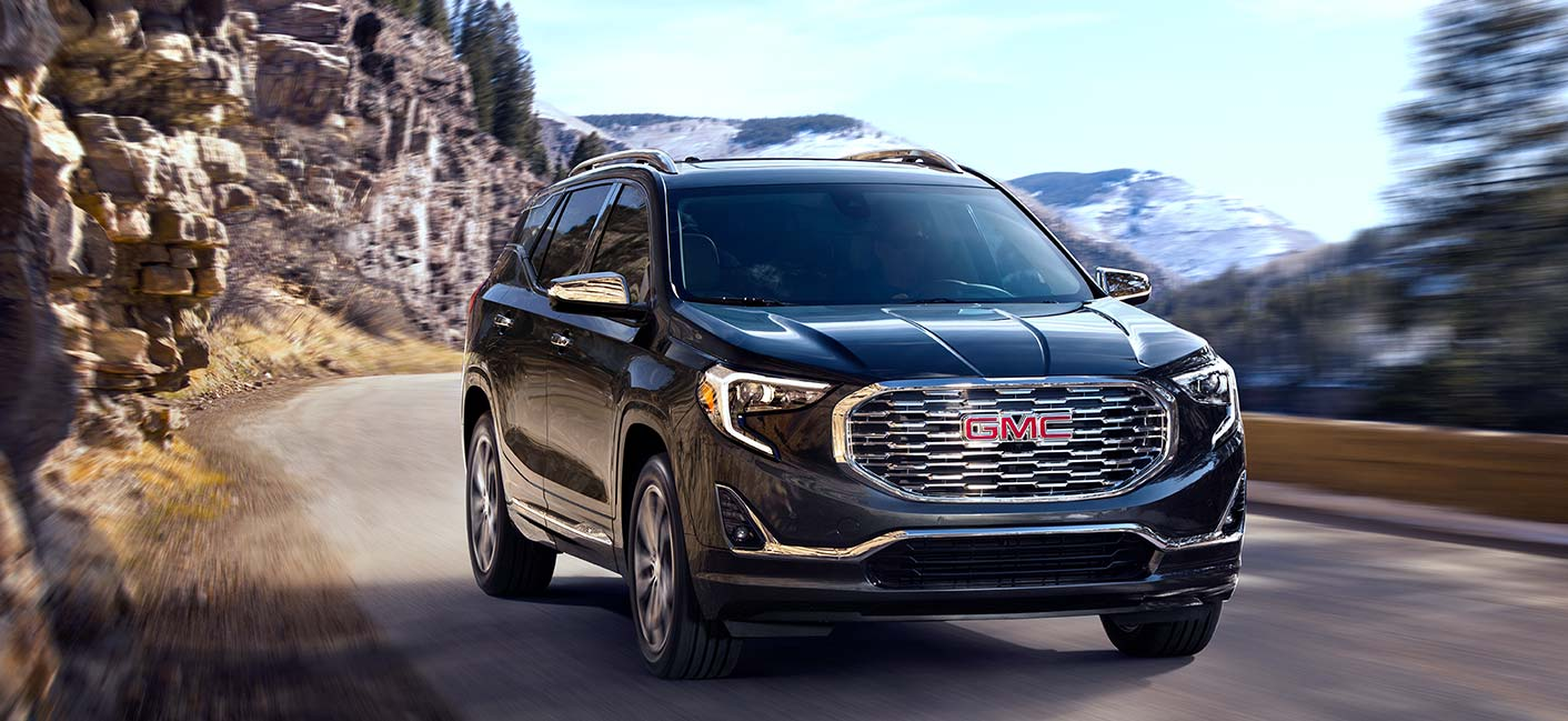 The 2019 GMC Terrain is available at our GMC dealership in Columbus, GA.