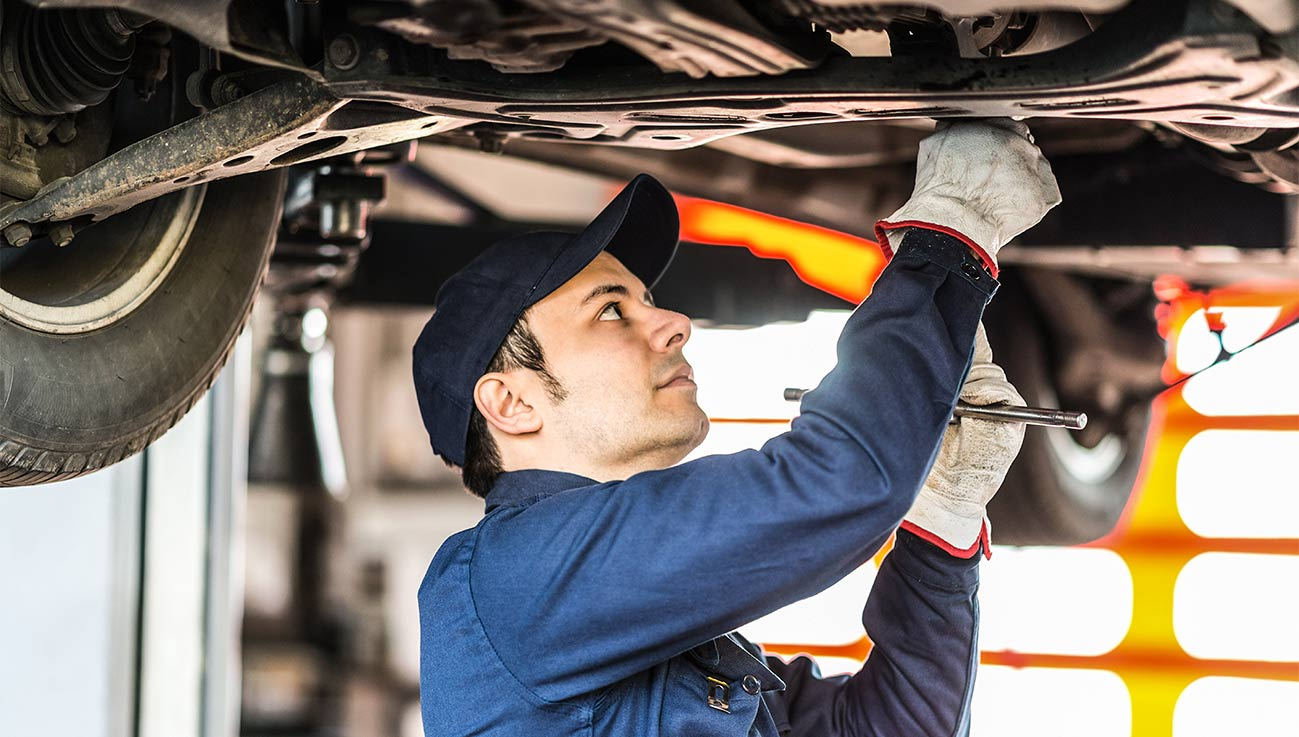 Auto Repair at your local Mitsubishi Dealership in Laurel, MD