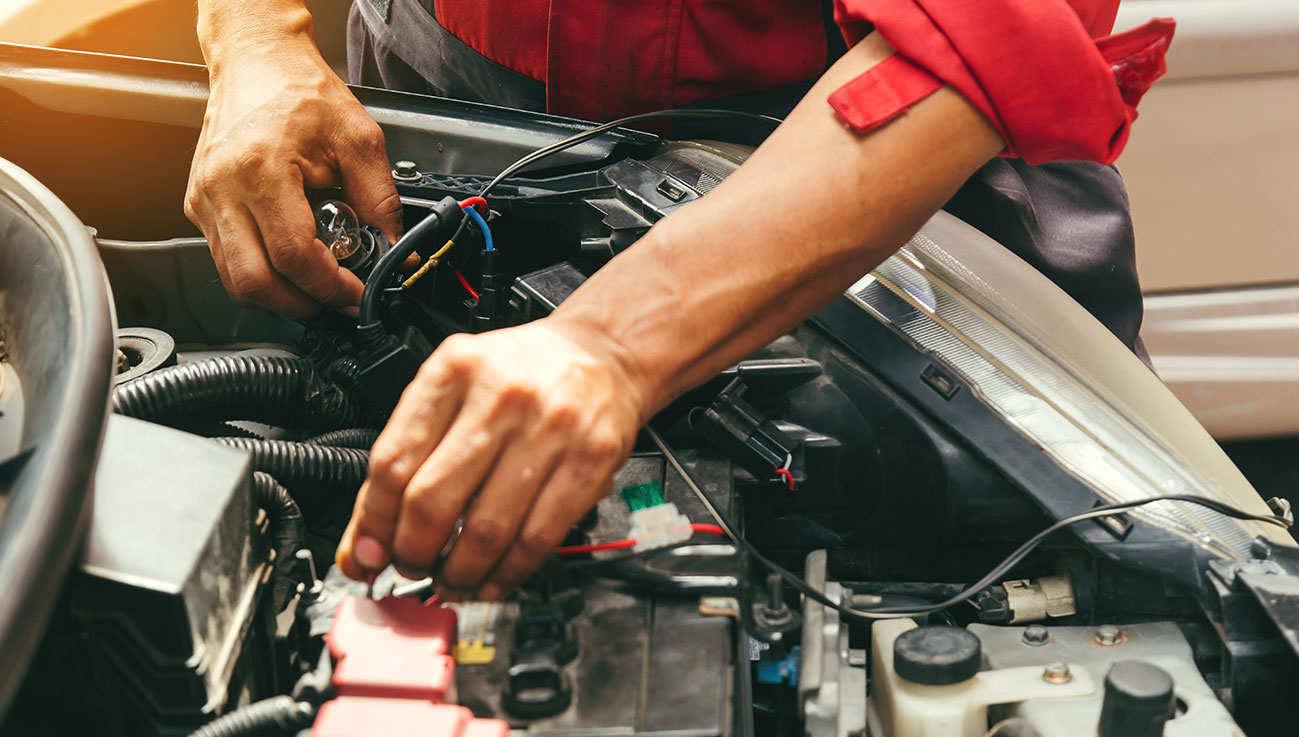 Battery Service and Replacement at your preferred Mitsubishi Dealer in Laurel MD