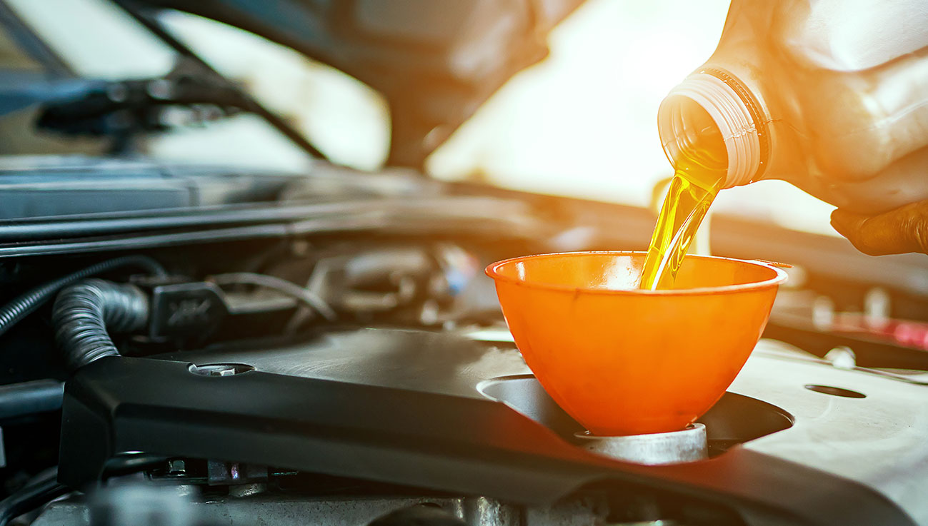 Oil Change Service at your preferred Mitsubishi Dealership in Laurel, MD
