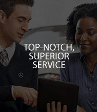 Top-Notch, Superior Service