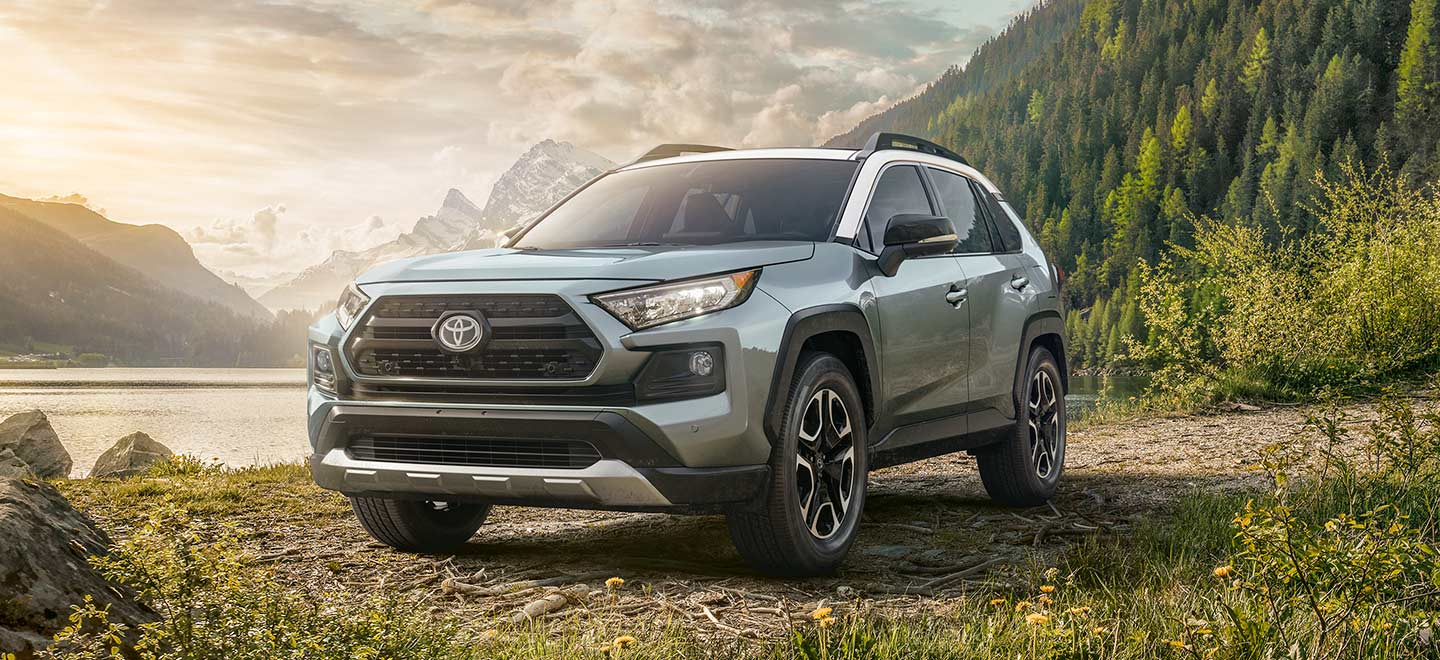 Compare the 2019 Toyota RAV4 to the 2019 Ford Escape at Toyota of Rock Hill.
