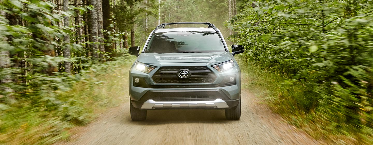 Explore the 2019 Toyota RAV4 at our Rock Hill car dealership