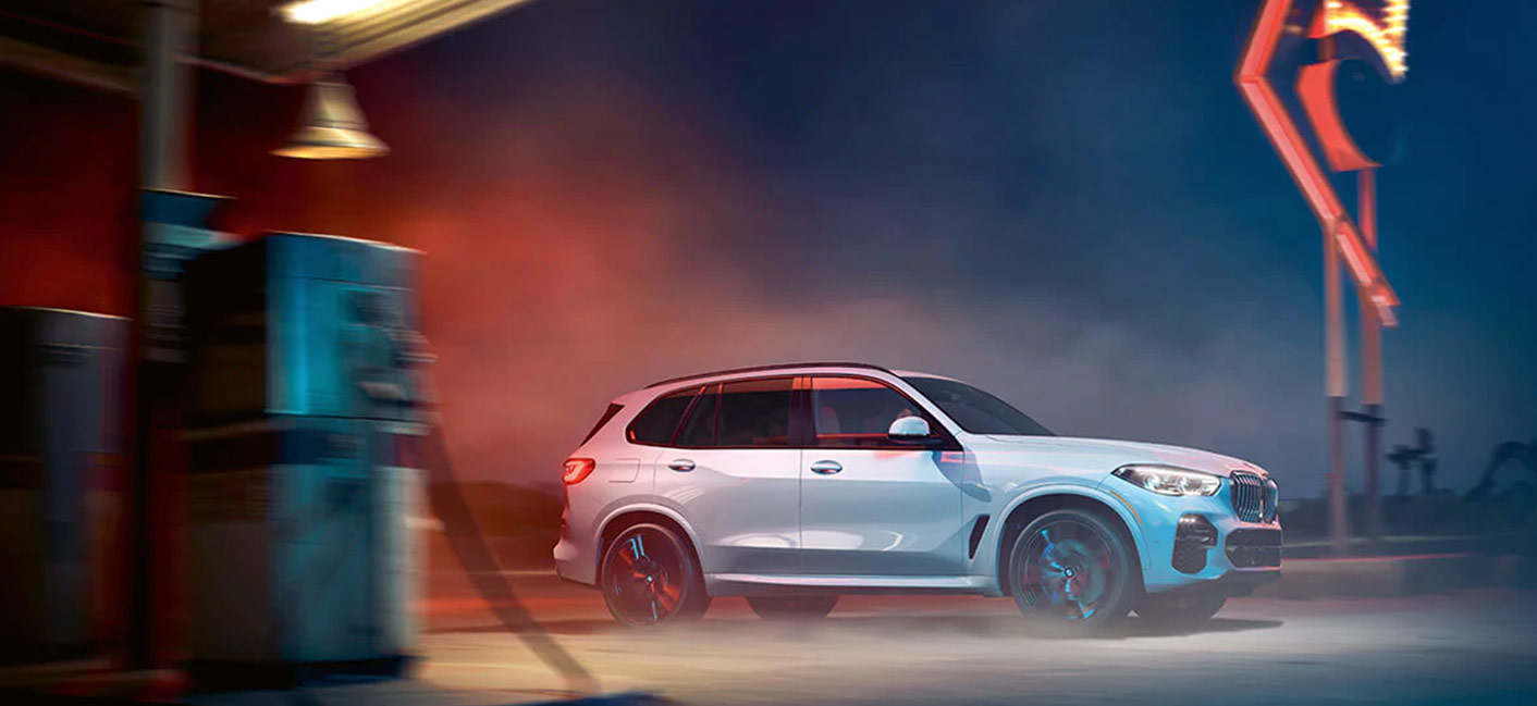 The 2019 BMW X5 is available at our BMW dealership