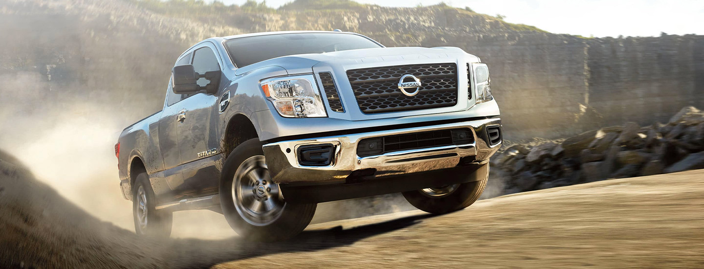 Learn about the key features of the 2019 Nissan Titan XD at our Nissan dealer near Oklahoma City, OK.