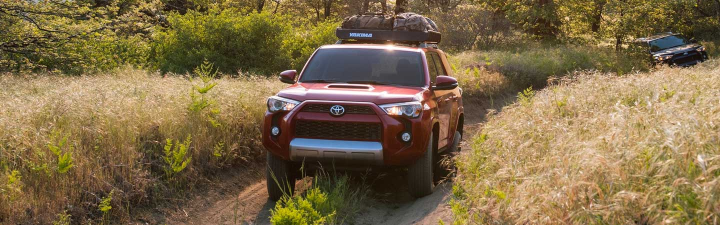 New Features in the 2019 Toyota 4Runner available at World Toyota