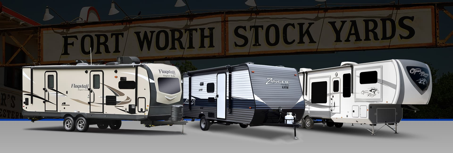 Fort Worth RV Dealer | ExploreUSA RV Supercenter in Fort