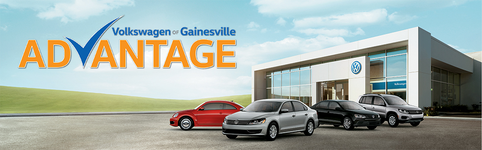 Learn more about why you should purchase from Volkswagen of Gainesville, FL