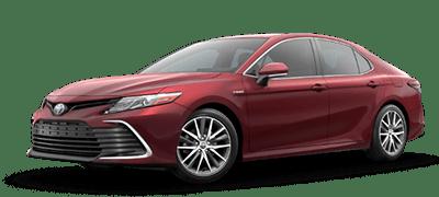2021 Toyota Camry XLE Hybrid