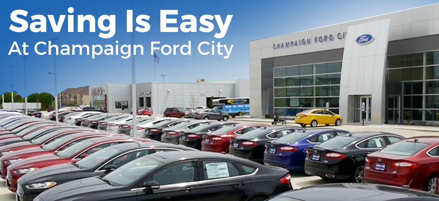 Ford City Champaign Il >> Champaign Ford City Is A Champaign Ford Dealer And A New Car
