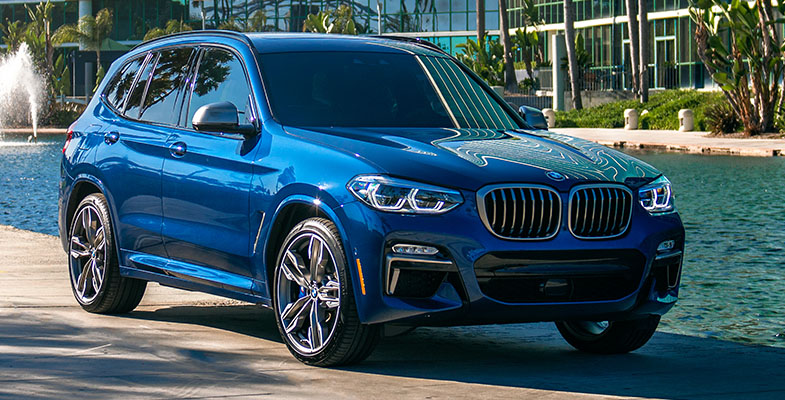 BMW X3 Lease Offers at South Motors BMW in Miami