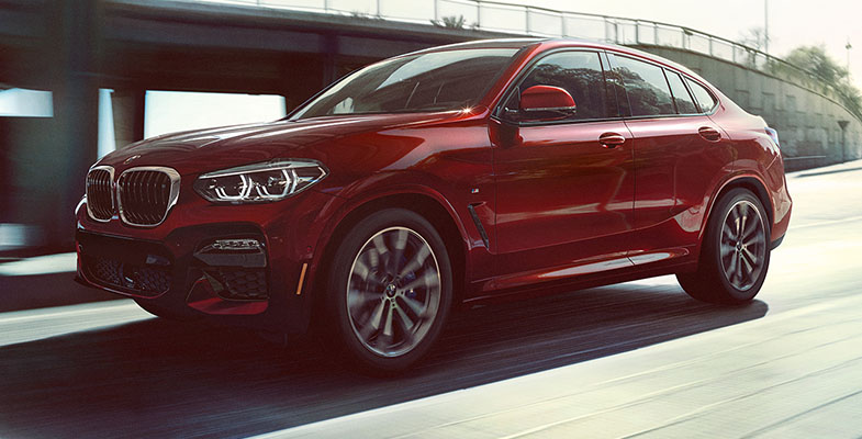 BMW X4 Lease Offers at South Motors BMW in Miami