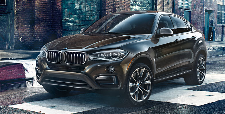 BMW X6 Lease Offers at South Motors BMW in Miami