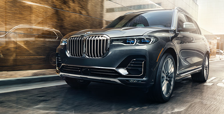 BMW X7 Lease Offers at South Motors BMW in Miami