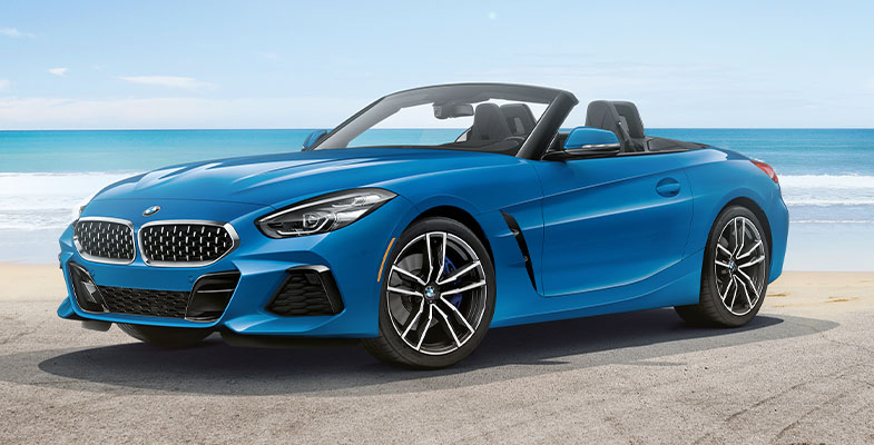 BMW Z4 Lease Offers at South Motors BMW in Miami
