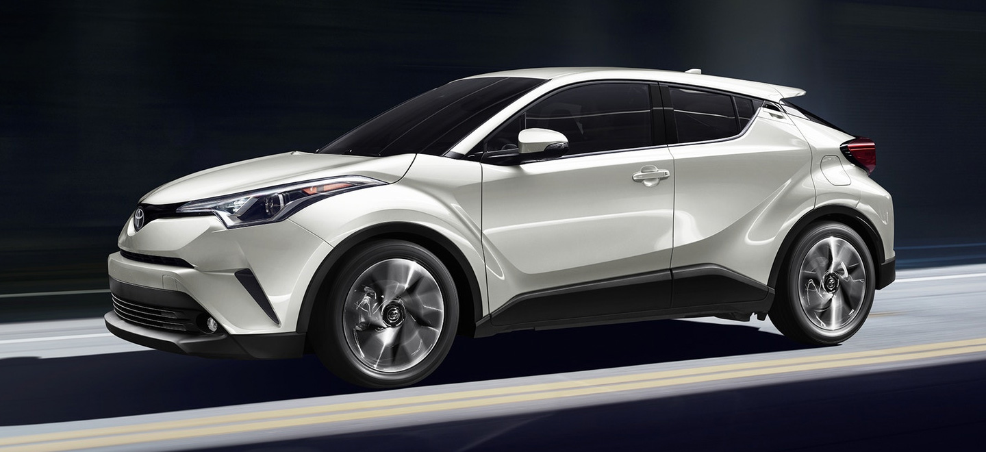 The 2019 Toyota C-HR is available at World Toyota in Atlanta, GA.