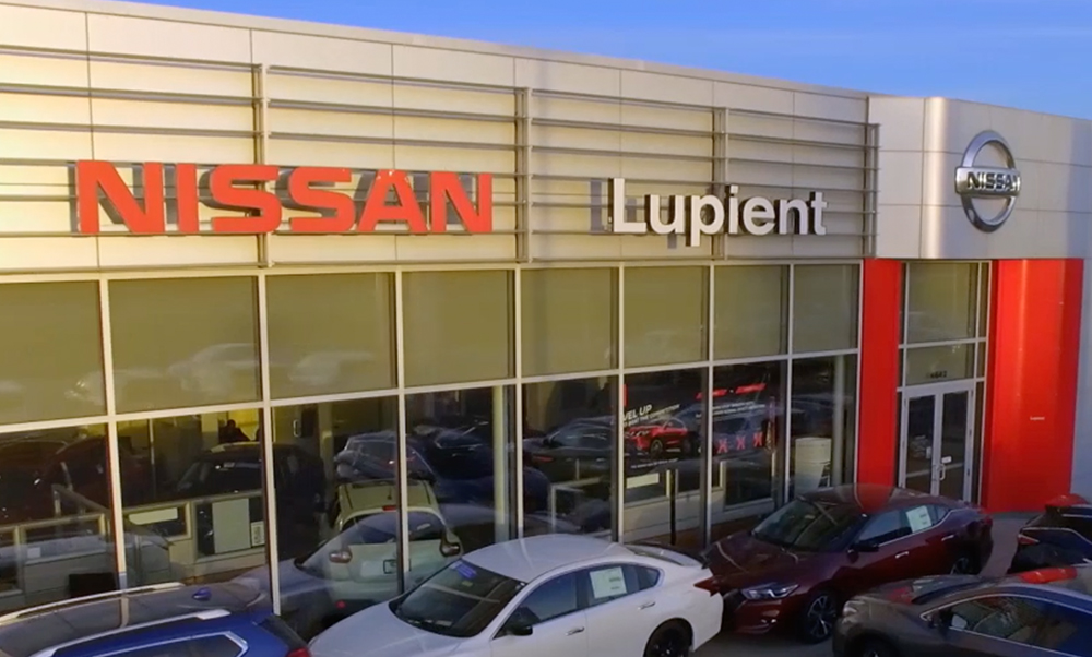 Nissan Dealers In Wisconsin >> Nissan Dealership In Rochester Lupient Nissan