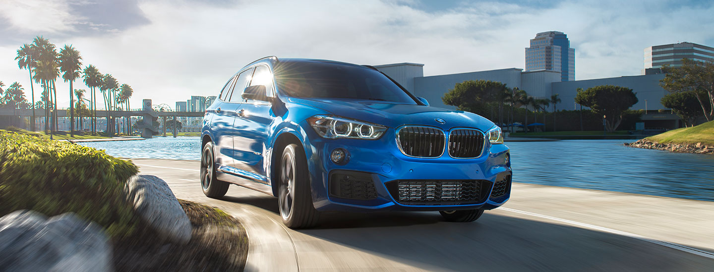 The 2019 BMW X1 is available at our BMW Dealership near Savannah, GA
