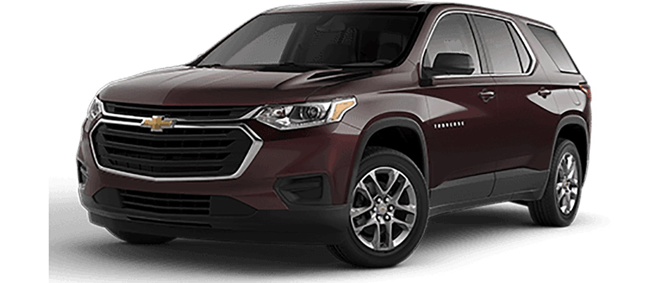 New Traverse at Spitzer Chevrolet Lordstown In North Jackson, OH