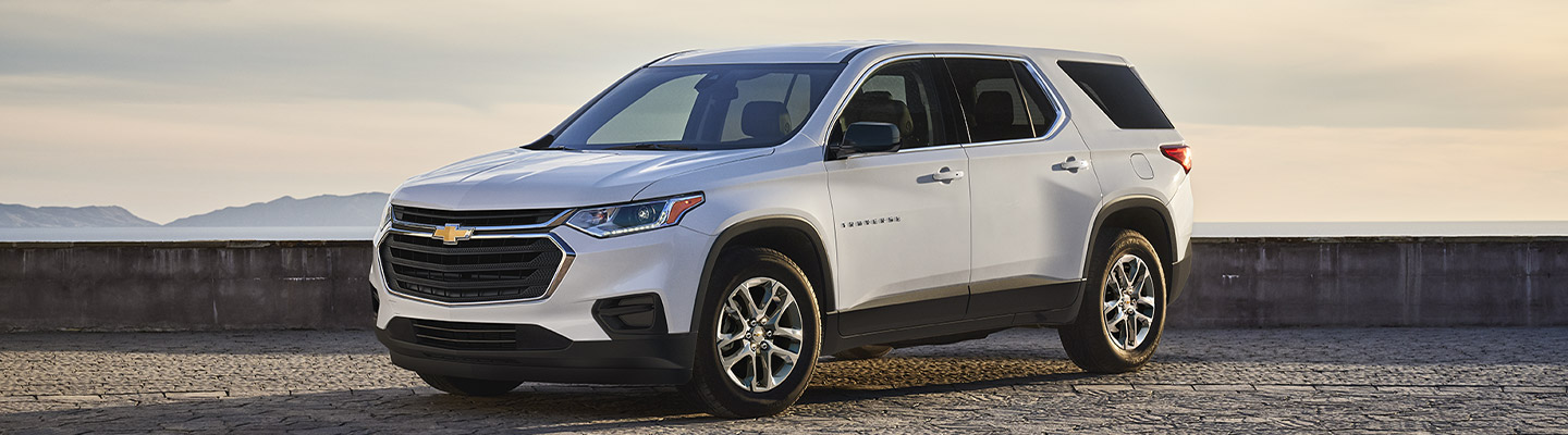 New 2020 Chevy Traverse for sale at Spitzer Chevy Northfield Ohio