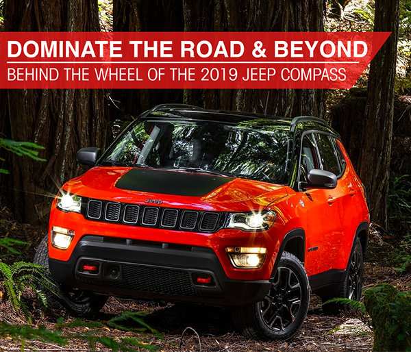 2019 JEEP COMPASS SUV NORFOLK
